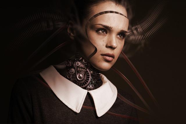 Robot jako člověk