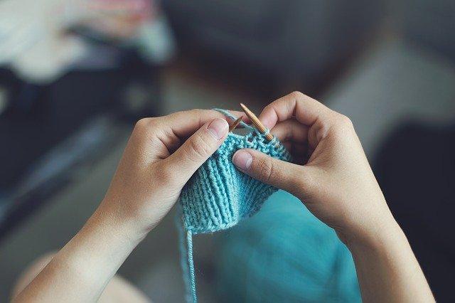 Zkuste pletení