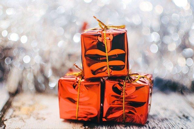 vánoční dárečky