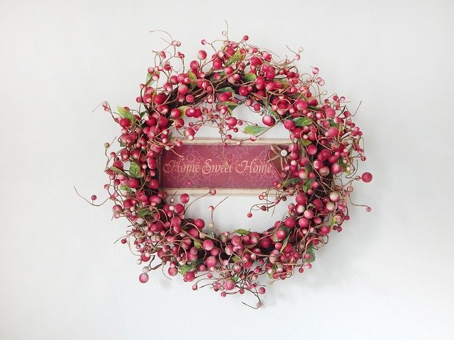 růžový věnec