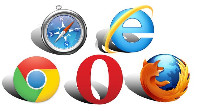 Internetové prohlížeče