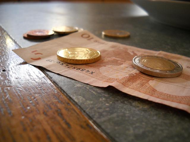 mince a bankovka