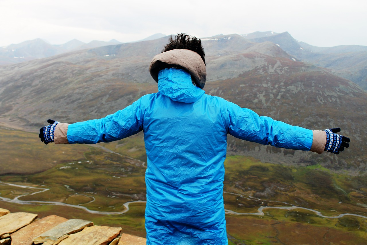 oblečení na hory
